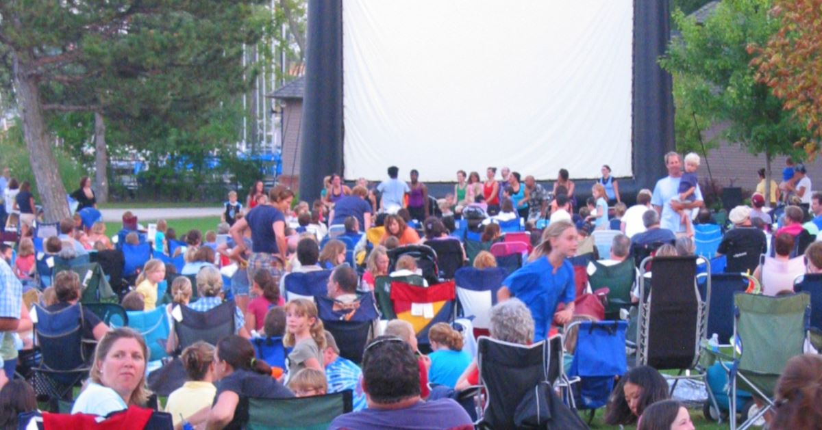 Movies in the Park Newsletter