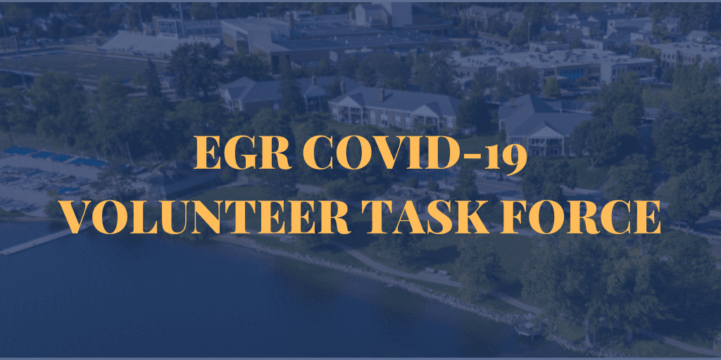 EGR COVID-19 VOLUNTEER TASK FORCE