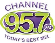 Channel 95.7 Logo